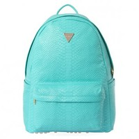 The Python Backpack in Turquoise |  | shopLUVB.com