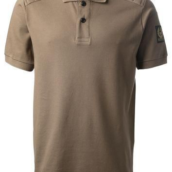 Belstaff Quilted Polo Shirt
