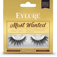 Eylure Most Wanted Lashes - Lust List