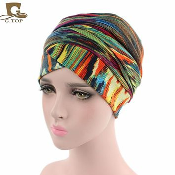 Designer Headscarf Jewish Snood, Head Cover, & Hair Wraps - 6 African Bohemian Styles
