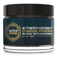 Organic Teeth Whitening Charcoal Powder Toothpaste
