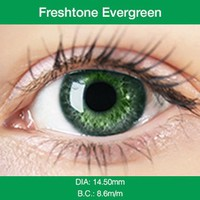 Evergreen Colored Contacts