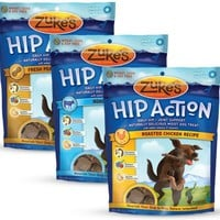 Zuke's Hip Action Daily Hip & Joint Support