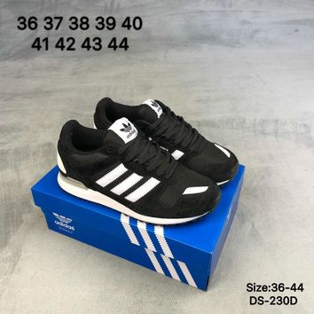 Adidas ZX 700 W Men Women Fashion Casual Sports Running Shoes Black/Red 2 Colors