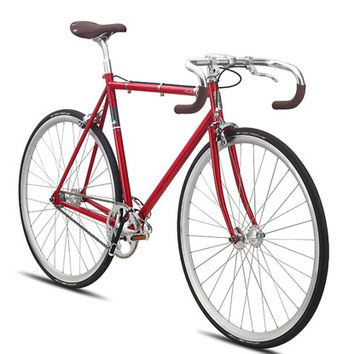 Fuji Feather Single-Speed City Bike - 2015