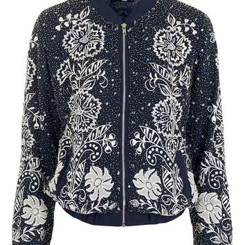 **Bomber jacket by TFNC | Topshop