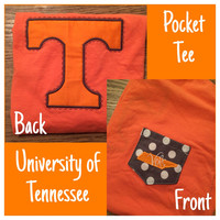 Tennessee Pocket Tee