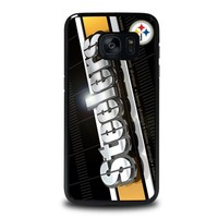 PITTSBURGH STEELERS Samsung Galaxy S7 Edge Case Cover