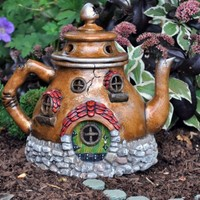 Tea Pot House - My Fairy Gardens