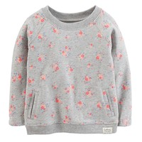 Carter's Floral French Terry Sweatshirt - Toddler Girl