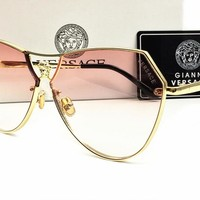 Versace Women Fashion Popular Shades Eyeglasses Glasses Sunglasses [2974244496]