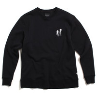Blue Bottle Crewneck Sweatshirt Black