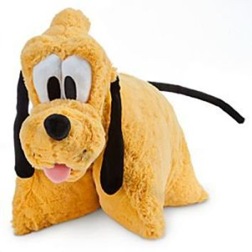 Pluto Plush Pillow | Disney Store