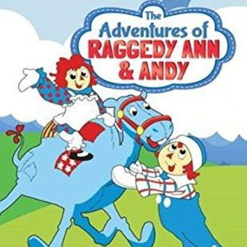 Christina Lange & Josh Rodine & Jeff Hall-The Adventures of Raggedy Ann & Andy: The Sunny Bunny Adventure