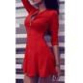 ac NOVQ2A red dress