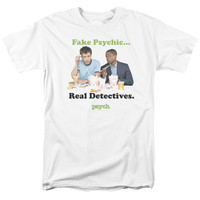 Psych Take Out Men's Short Sleeve T-Shirt