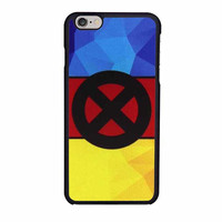 xmen blue and gold classic case for iphone 6 6s