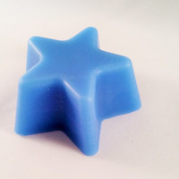 Scented Wax Melts - Man Scented Paraffin Star Shaped Wax Tarts, Wax Cubes, Candle Melts, Wax Melts