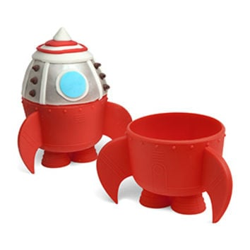 Rocket Ship Baking Cups