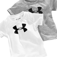 Under Armour Baby Shirt, Baby Boys Tech Logo Tee - Kids Baby Boy (0-24 months) - Macy's