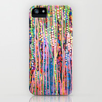 Data iPhone & iPod Case by Katie Troisi