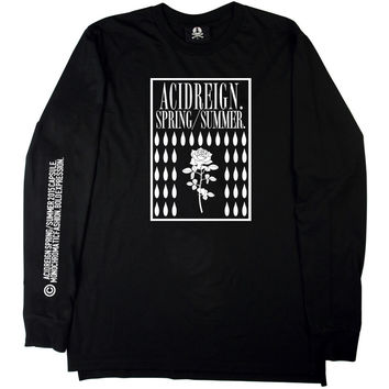 BLACK SS15 LONG SLEEVE