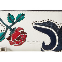Marc Jacobs MJ Collage Standard Continental Wallet