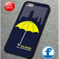 Ted Mosby How I Met Your Mother for iphone, ipod, samsung galaxy, HTC and Nexus Phone Case
