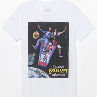 LMFONDI5 Bill and Ted's Excellent Adventure T-Shirt