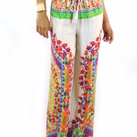 (amp) Fall in love with print palazzo pants