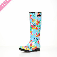 Women's Emma Tall Rain Boot - Sadie Floral