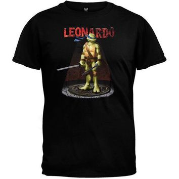 PEAPGQ9 Teenage Mutant Ninja Turtles - Leo Spot T-Shirt