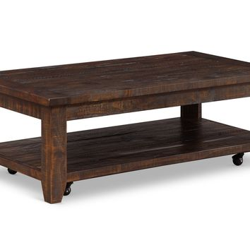 Shadow Hills Coffee Table ANTIQUE FINISH