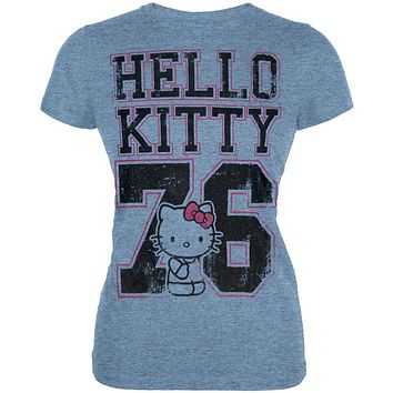 Hello Kitty - HK 79 Juniors T-Shirt