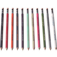 French Days Wooden Mechanical Pencils