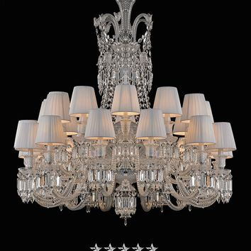 Luxury Zenith Crystal Chandelier