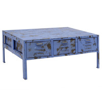 Locker Coffee Table, Violet