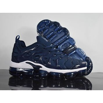 2018 nike air max plus tn vm navy vapormax vapor max men women fashion running sneakers sport shoes