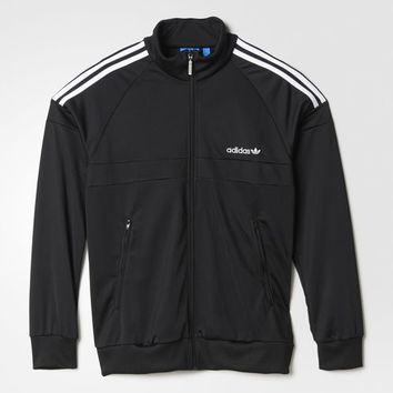 adidas Itasca Track Jacket - Black | adidas UK