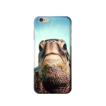 P1456 Turtle Head Phone Case For IPHONE 6S PLUS