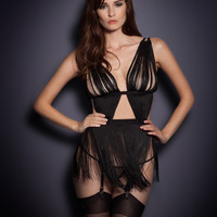 Partywear by Agent Provocateur - Tigre Playsuit