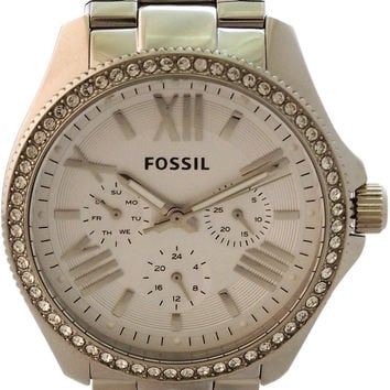 Fossil - AM4481P Cecile Multifunction Stainless Steel Watch