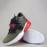 Trendsetter Nike Air Force 270 Women Men Fashion Casual  Sneakers Sport Shoes