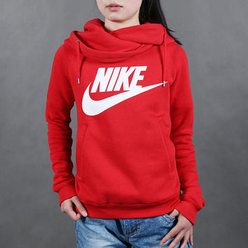 Trendsetter NIKE Women Top Knitwear Sweater Hoodie