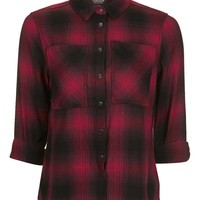 Buffalo Check Shirt | Topshop