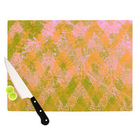 "Marianna Tankelevich ""Fuzzy Feeling"" Cutting Board"
