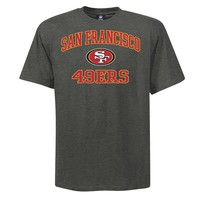 San Francisco 49ers Heart and Soul Tee - Men