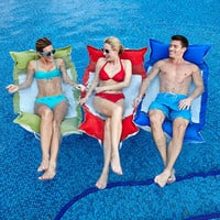 Kai Water Hammock Swimming Pool Floats at Brookstone—Buy Now!