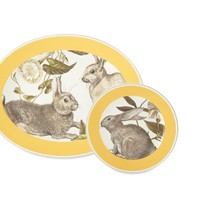 Yellow Banded Easter Collection