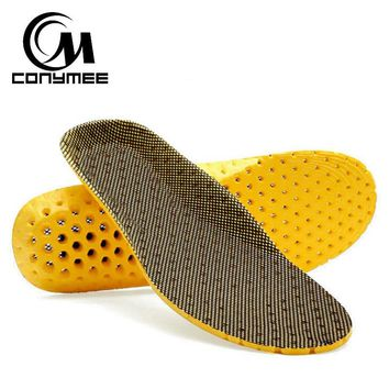 Shoe Insoles High Arch Support Sneakers Foam Insole Pads Shock Absorption Shoes Inserts Pad Men Women Shoe Cushion Shoes Sole